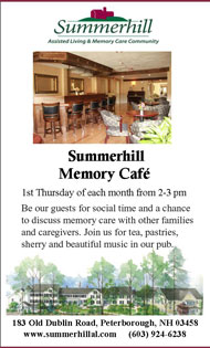 Summerhill Assisted Living Memory Cafe