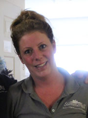 Tracy Crowell - Employee of the Month June 2015