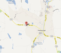 Directions to Summerhill Assisted Living in Peterborough NH