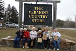 Summerhill Assisted Living Vermont Country Store Outing
