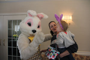 Easter at Summerhill Assisted Living in Peterborough, NH