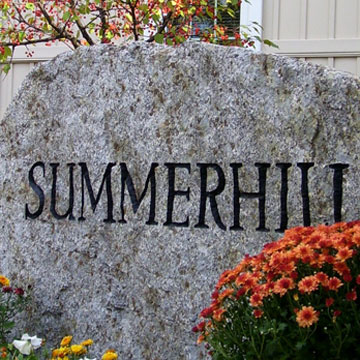 Summerhill Assisted Living Facility in Peterborough NH