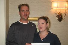 Summerhill's April Employee of the Month - Samantha Kelly