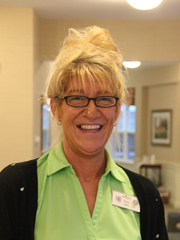 Terri Clarke - Employee of the Month - August 2016