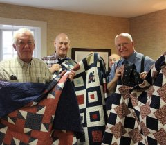 3 Veterans receive quilts.jpg